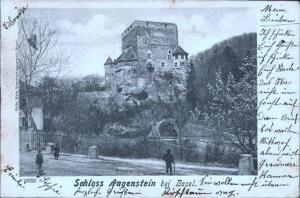 AK Aesch - Schloss Angenstein A1903