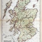 Schottland-Uebersichtkarte