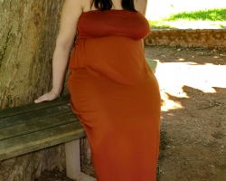 Noemi-schwanger im Ballypark_14